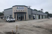 Mixed Materials Florida Stucco Project