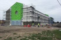 central florida stucco scaffolding